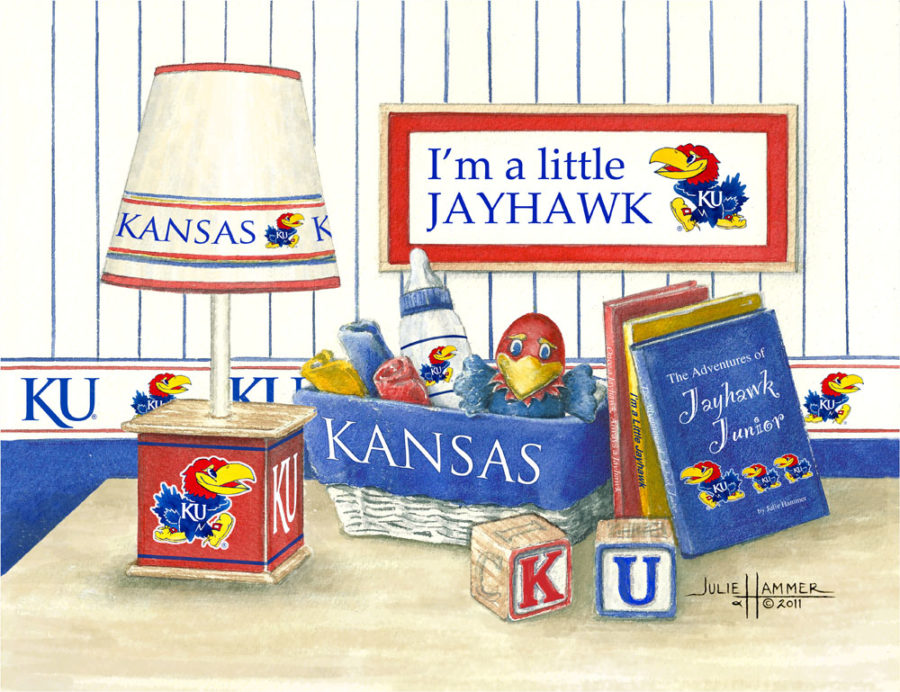KU Little Jayhawk