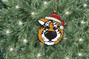 MU Mizzou Ornament