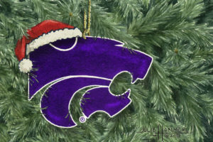 KSU Powercat Ornament