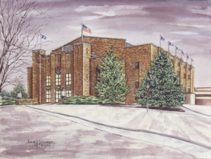 Washburn Whiting Field House