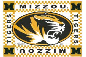 MU MIzzou Tigers