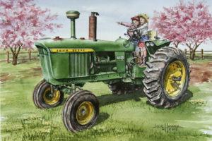 Tractor Gals